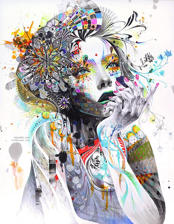 Art Blog - Minjae Lee - Empty Kingdom