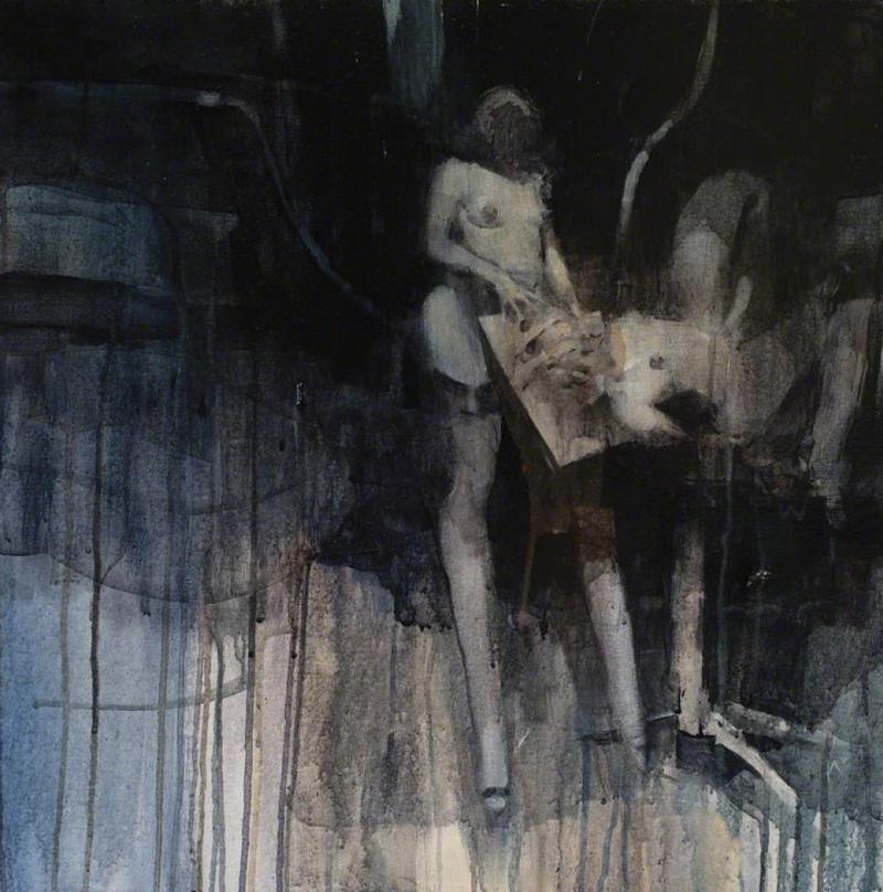art blog - Ashley Wood - empty kingdom