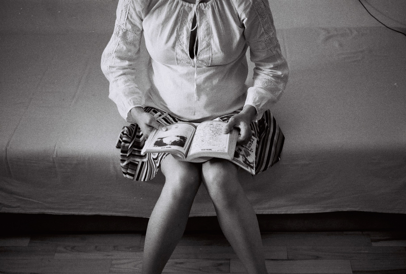 art blog - Barbara Poček - empty kingdom