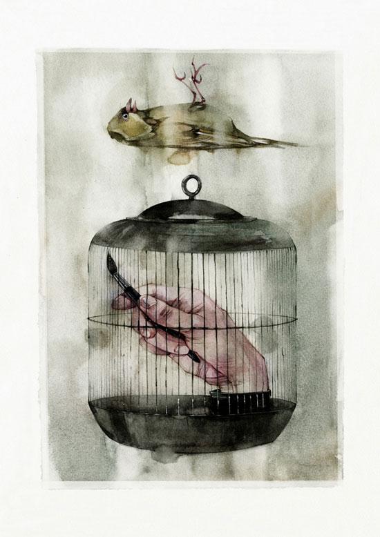 art blog - Dima Rebus - empty kingdom