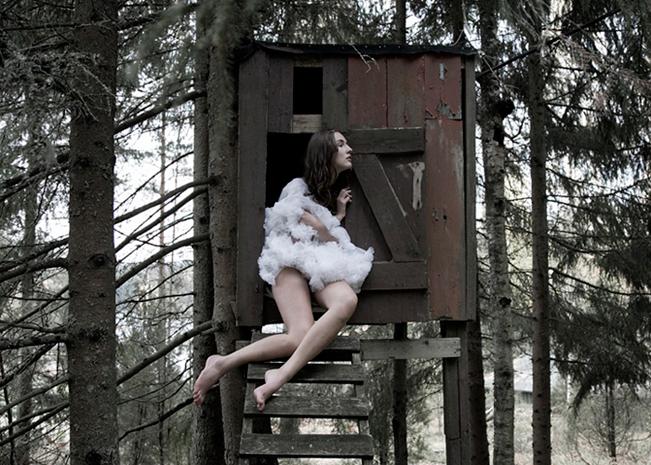 art blog - Julie Pike - empty kingdom