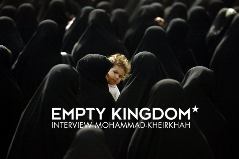 art blog - Mohammad Kheirkhah - Empty Kingdom