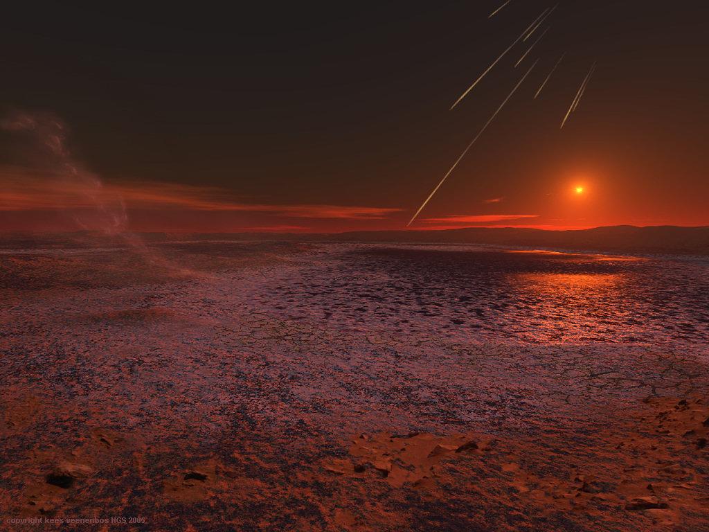 Mars: Kees Veenenbos   EMPTY KINGDOM