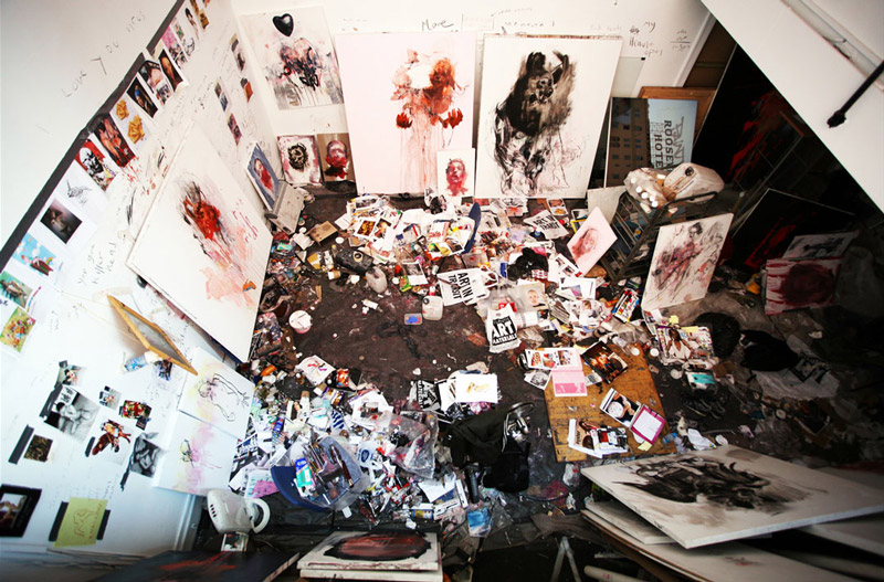 art blog - Antony Micallef - empty kingdom