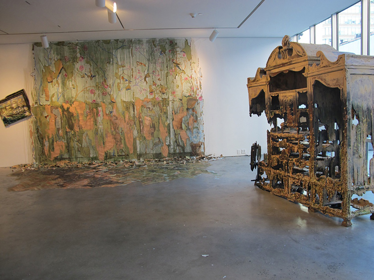 art blog - Valerie Hegarty - empty kingdom