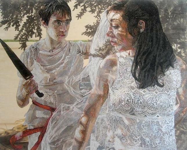 Art Blog - Jamie Vasta - Empty Kingdom