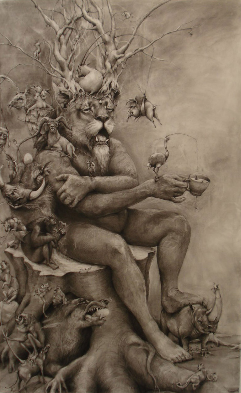 art blog - Adonna Khare- empty kingdom
