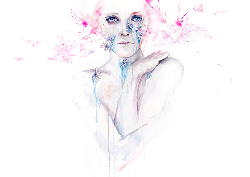 Agnes Cecile Revisit Empty Kingdom
