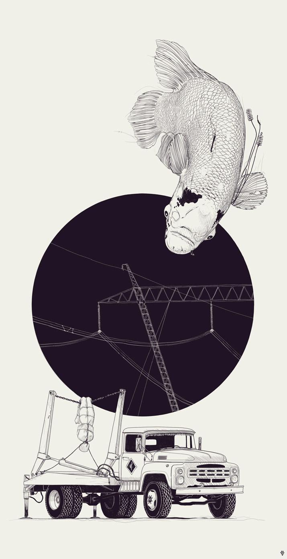 art blog - Anton Marrast - empty kingdom
