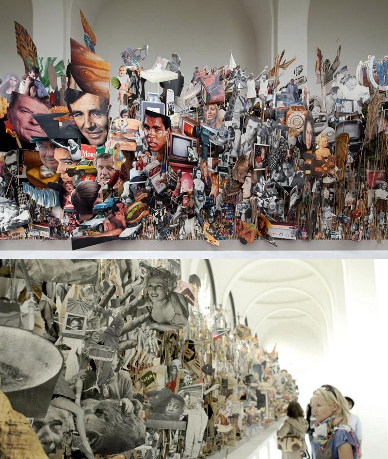 art blog - Geoffrey Farmer - empty kingdom