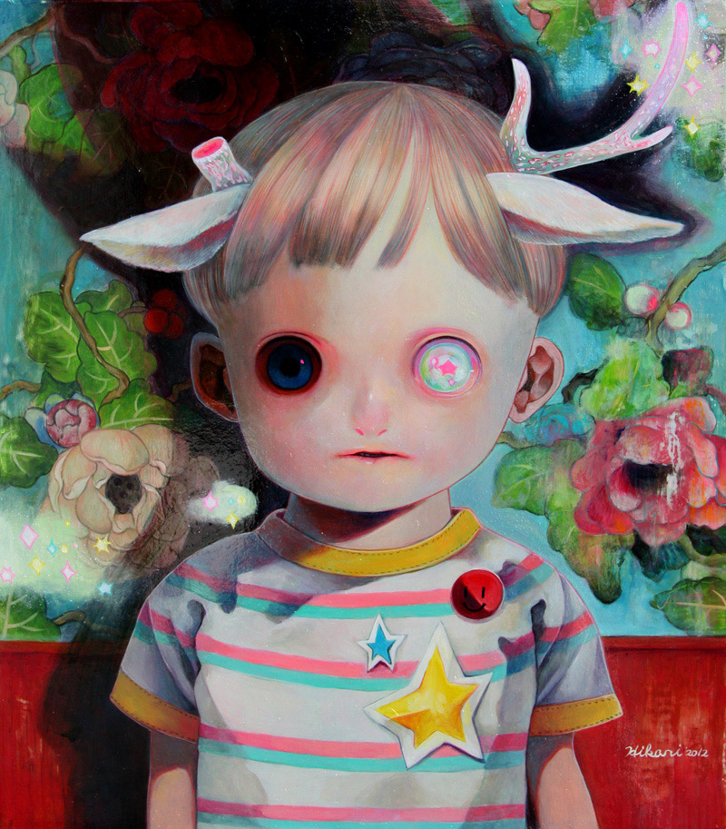 art blog - Hikari Shimoda - empty kingdom