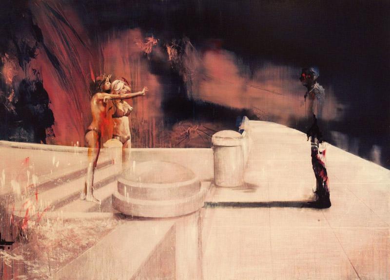 art blog - Ian Francis - empty kingdom