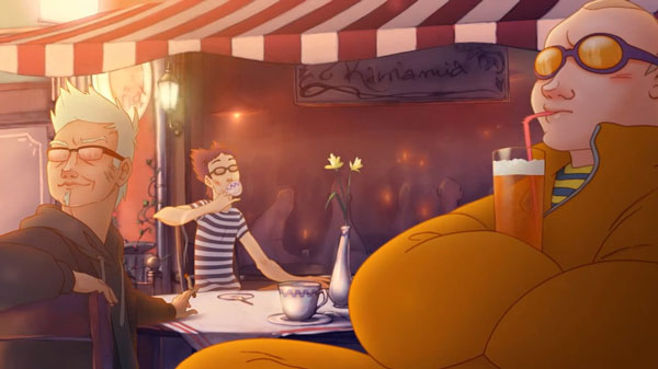 Marcin Karolewski - animation - 2013