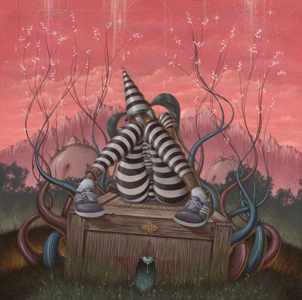 art blog - Nathan Ota - empty kingdom