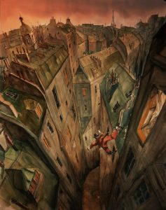 art blog - Olivier Bonhomme - Empty Kingdom