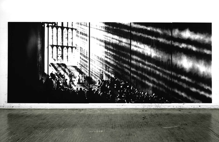 art blog - Robert Longo - empty kingdom