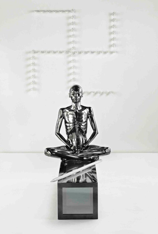 art blog - Terence Koh - empty kingdom