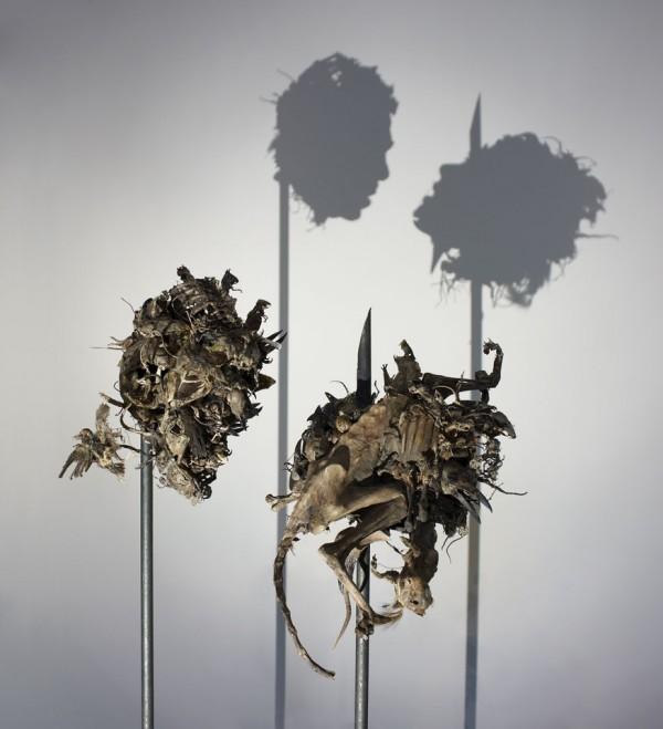 art blog - Tim Noble Sue Webster - empty kingdom