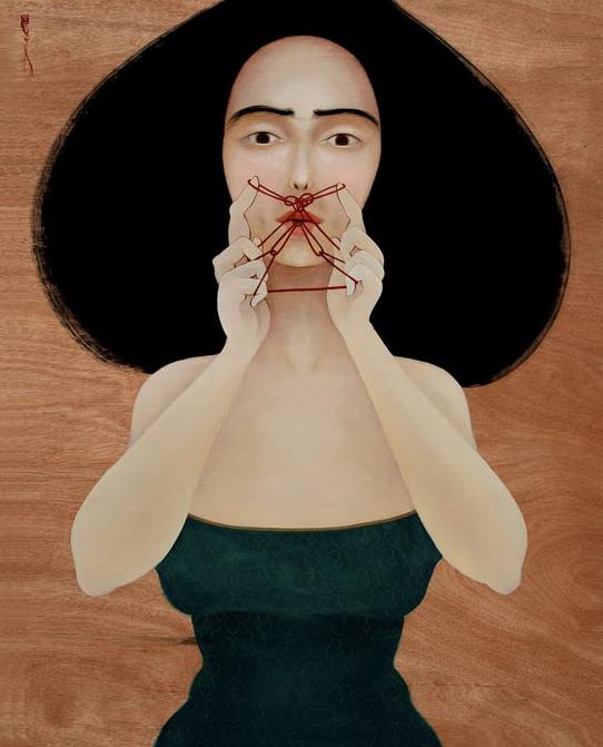 Art Blog - Hayv Kahraman - Empty Kingdom