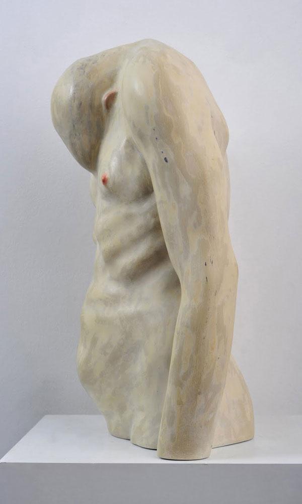 Bogdan Rață - sculpture - 2013