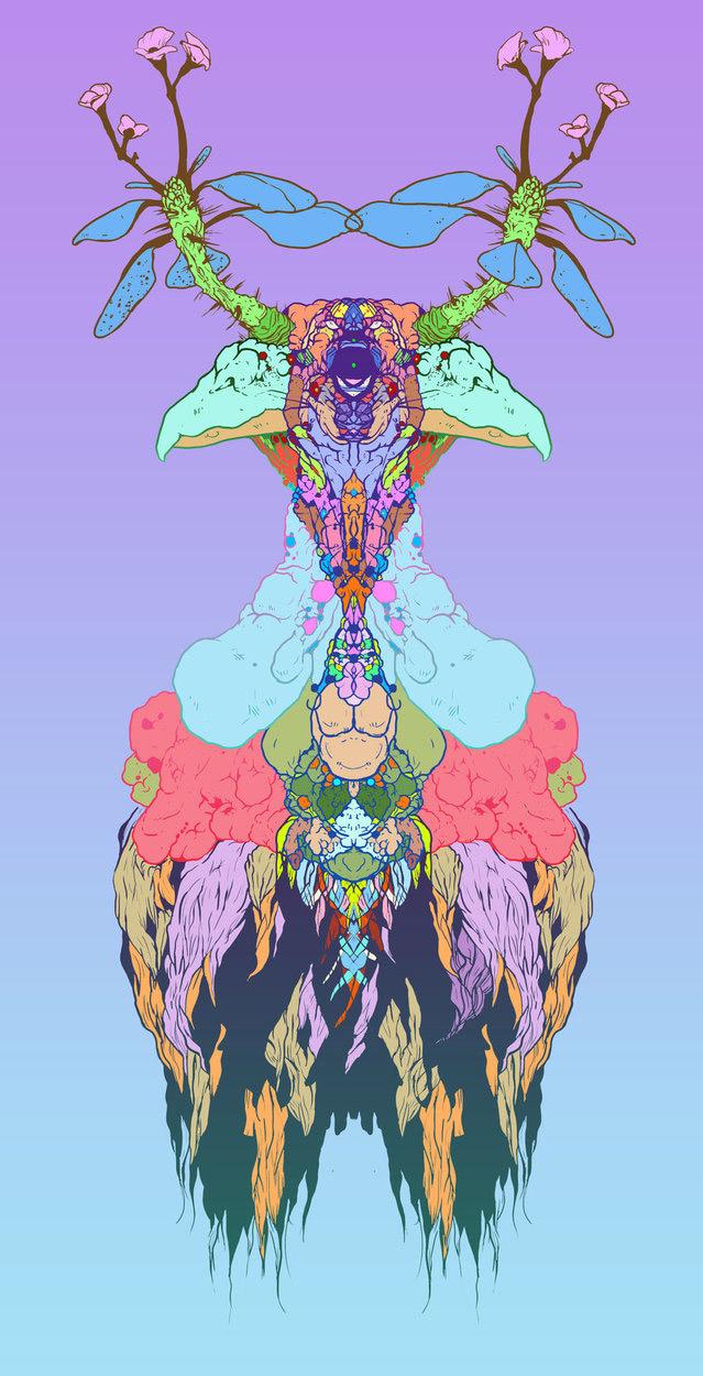 art blog - Meagan Jenigen - empty kingdom