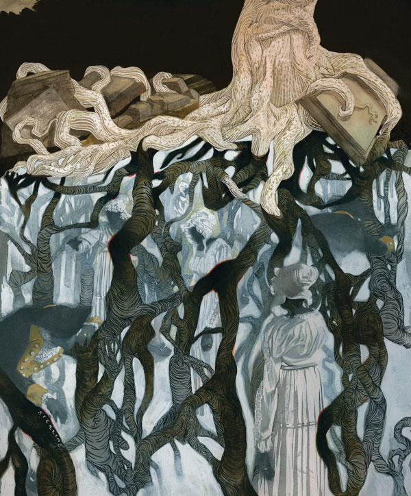 Sterling Hundley - illustration - 2013