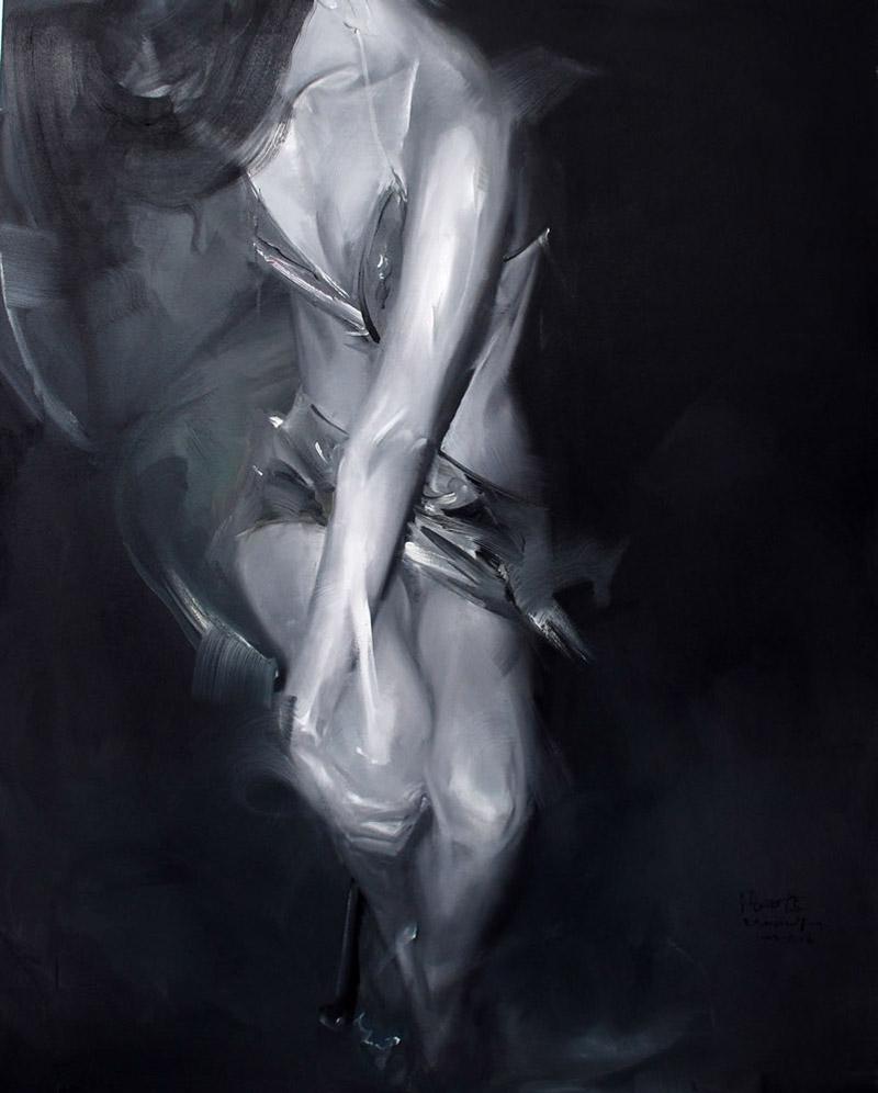 art blog - Zhang Haiying - empty kingdom