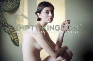 Art Blog - Russian Tearoom Gallery - Empty Kingdom
