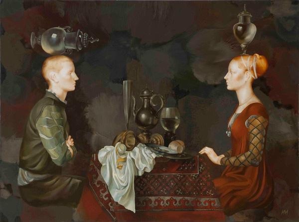 Art Blog - Igor and Marina - Empty Kingdom