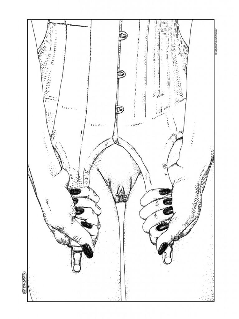 art blog - Apollonia Saintclair - empty kingdom