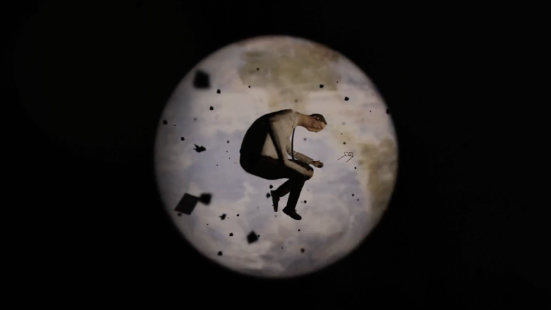 Art Blog - Dan Ojari - Empty Kingdom