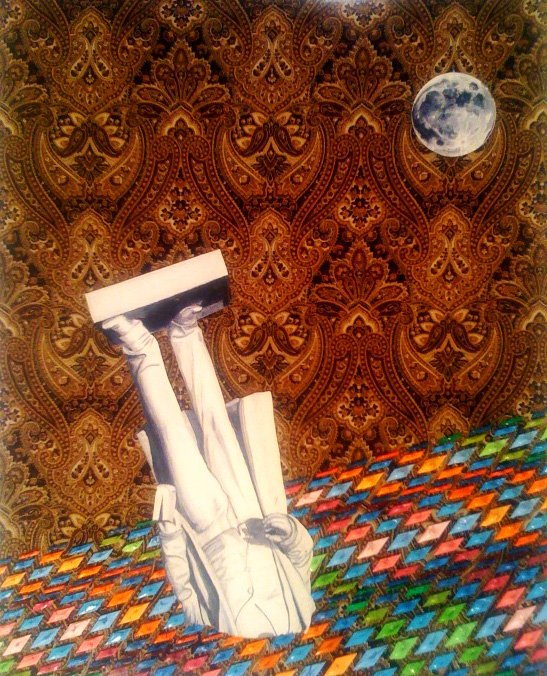 David Cooley - Empty Kingdom - Art Blog