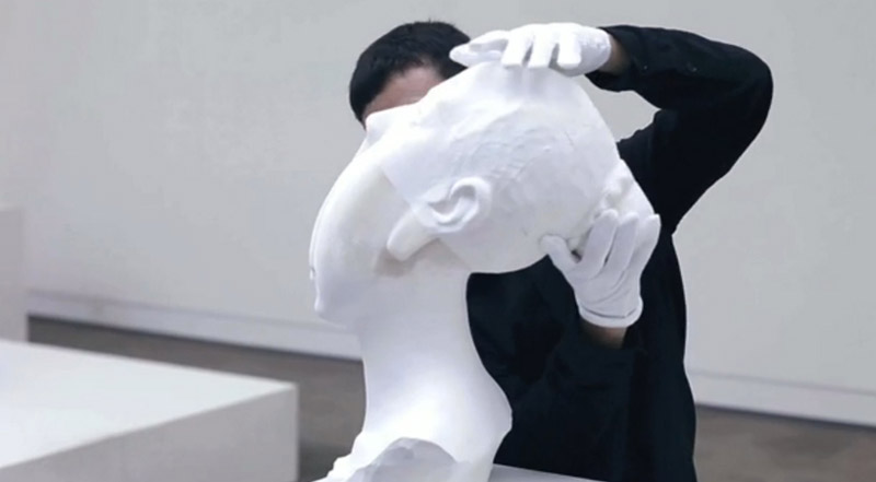 art blog - Li Hongbo - empty kingdom