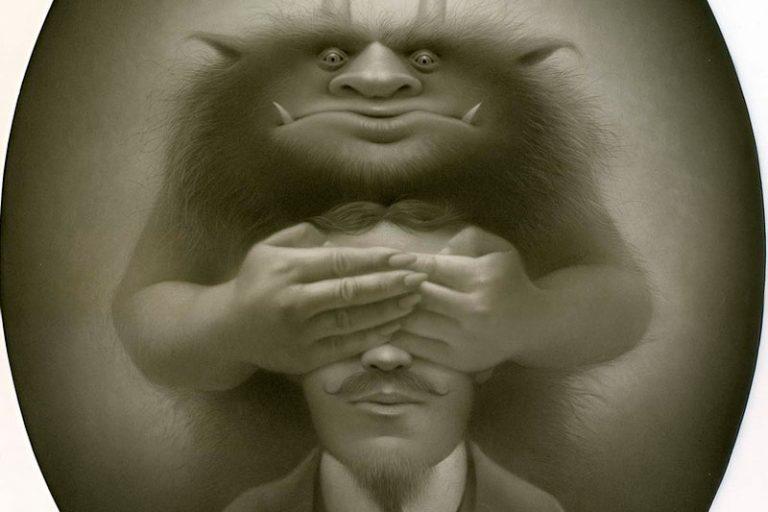 art blog - Travis Louie - empty kingdom
