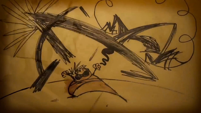 Art Blog - VARIOUS, Shane Koyczan, Giant Ant - Empty Kingdom