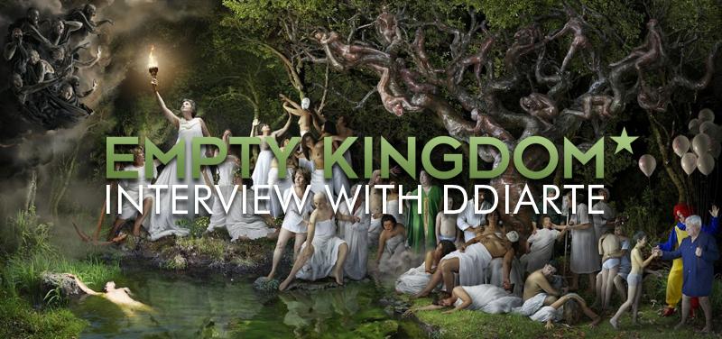 art blog - DDiArte - Empty Kingdom