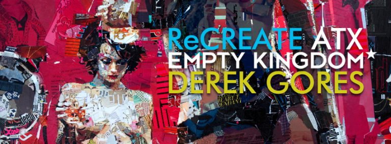 art blog - Derek Gores - Empty Kingdom