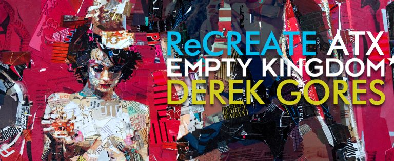 art blog - Derek Gores - Empty Kingdom