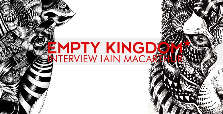 art blog - Iain Macarthur - Empty Kingdom