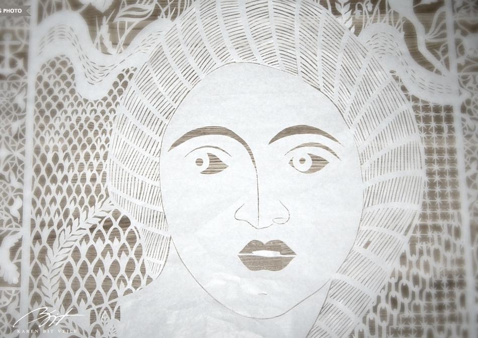 Art Blog - Karen Bit Vejle - Empty Kingdom