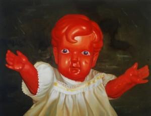 Painting, Meghan Howland, Empty Kingdom, 2013