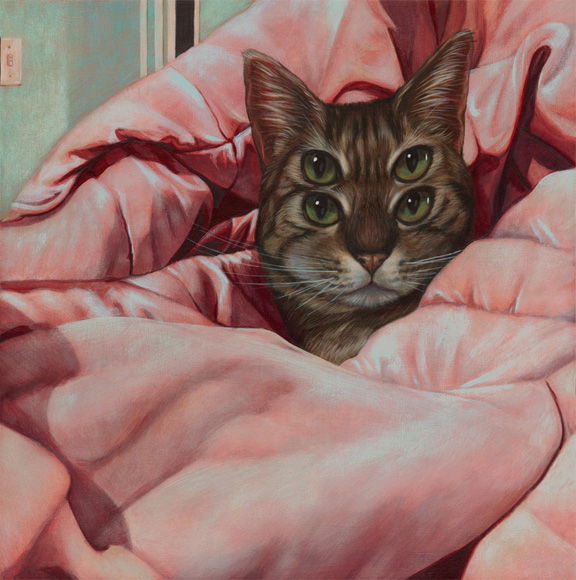art blog - Casey Weldon - empty kingdom