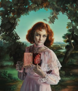 Art blog - David Michael Bowers - Empty Kingdom
