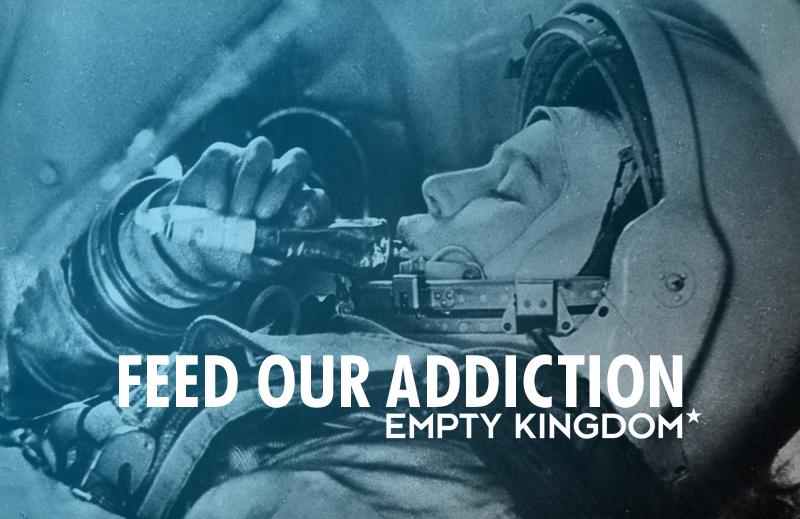 EMPTY KINGDOM - Donation - Art Blog