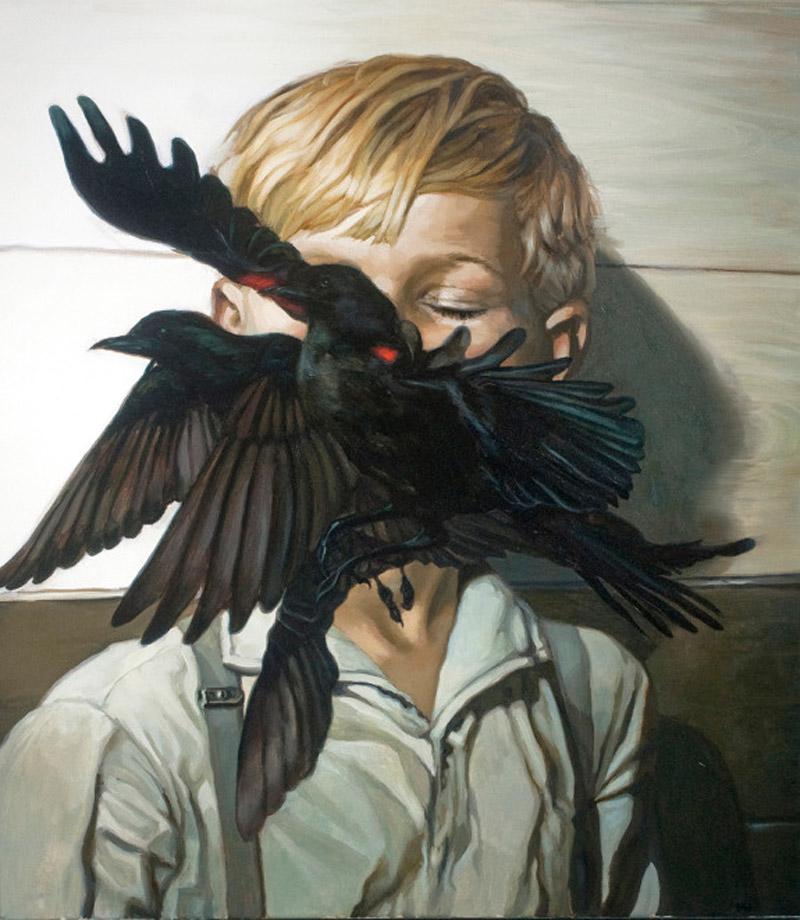 Painting, Meghan Howland, Empty Kingdom, 2013