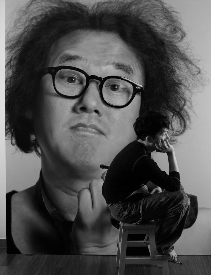 art blog - Kang Kang-Hoon - empty kingdom