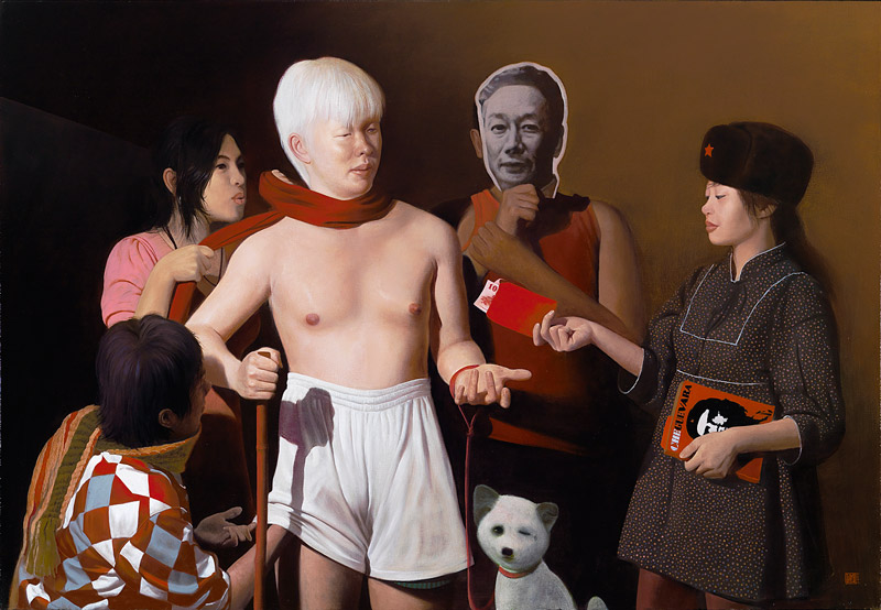 art blog - Lee Chen Dao - empty kingdom