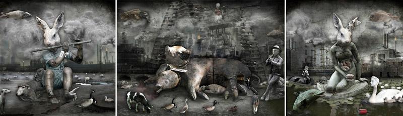 art blog - Marcin Owczarek - empty kingdom