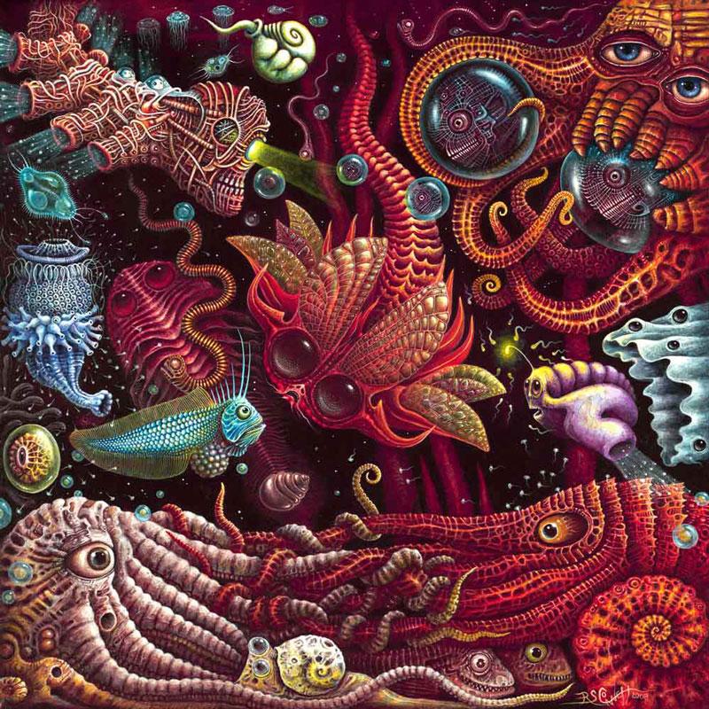 Robert Steven Connett - Empty Kingdom - Art Blog