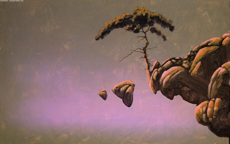 Roger Dean - Empty Kingdom - Art Blog
